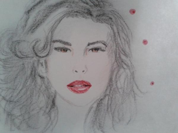 Monica Bellucci by perlefr